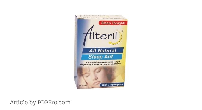 Alteril Review - Does This Sleep Aid Work?