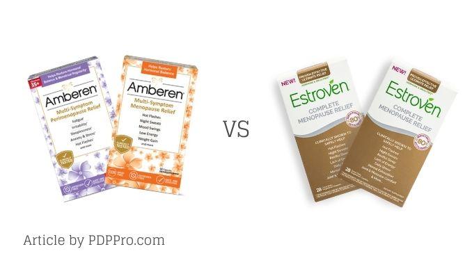 Amberen vs Estroven - Which Should You Buy?