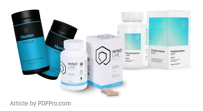 Best Nootropic Stack - Top Brain Supplements for Mental Optimization