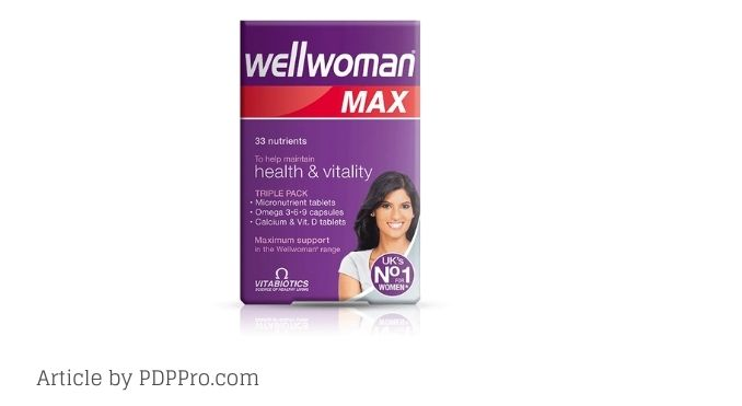Vitabiotics Wellwoman Max Review and Buyer's Guide
