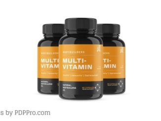 National Bodybuilding Co. Bodybuilder's Multivitamin Review