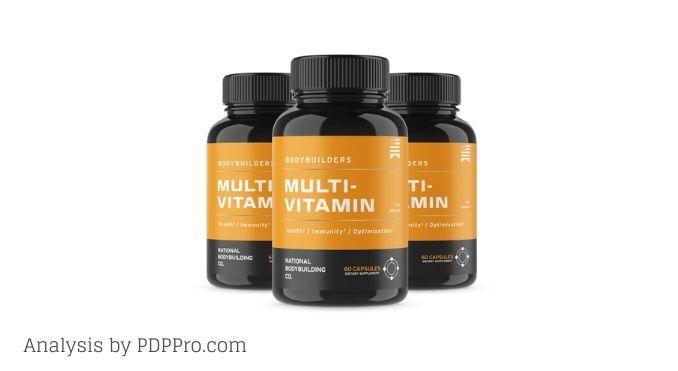 National Bodybuilding Co. Bodybuilder's Multivitamin Review