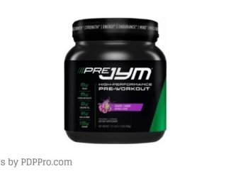 Pre JYM Pre-Workout Review