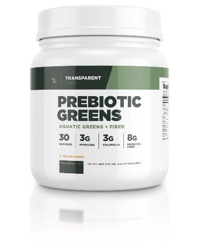 Transparent Labs Prebiotic