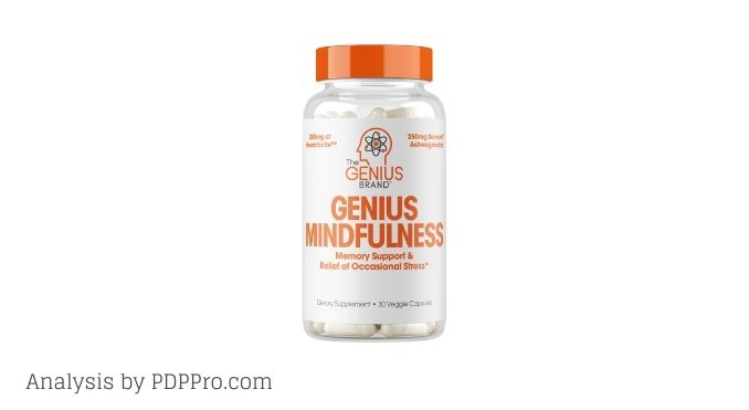 Genius Mindfulness Review - Does This Anti-Stress, Nootropic Supplement Work?