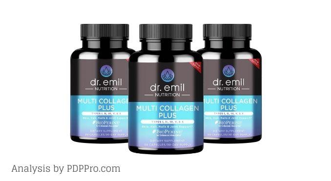 Dr Emil Multi Collagen Plus Review
