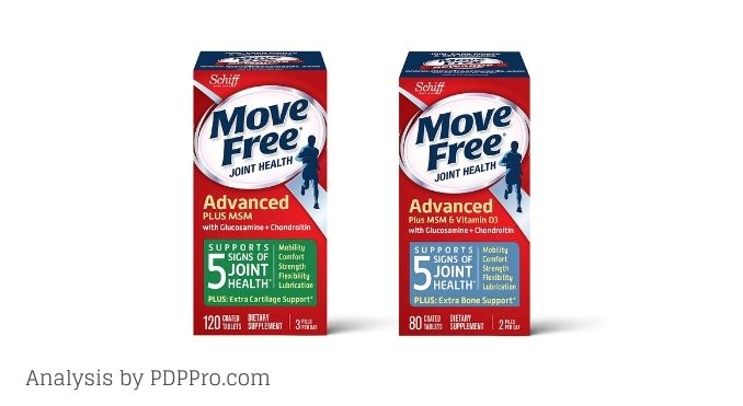 Move Free Advanced MSM Review