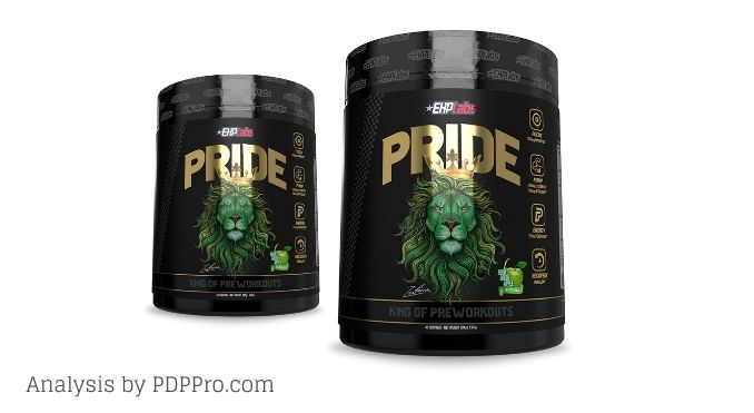EHP Labs Pride Review - Does This Pre-Workout WORK?